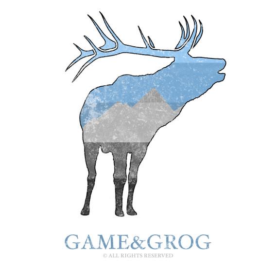 GAME&GROG Tee Design 3
