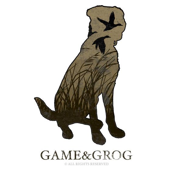 GAME&GROG Tee Design 2