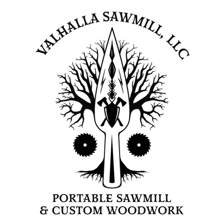 Valhall Sawmill Official Logo