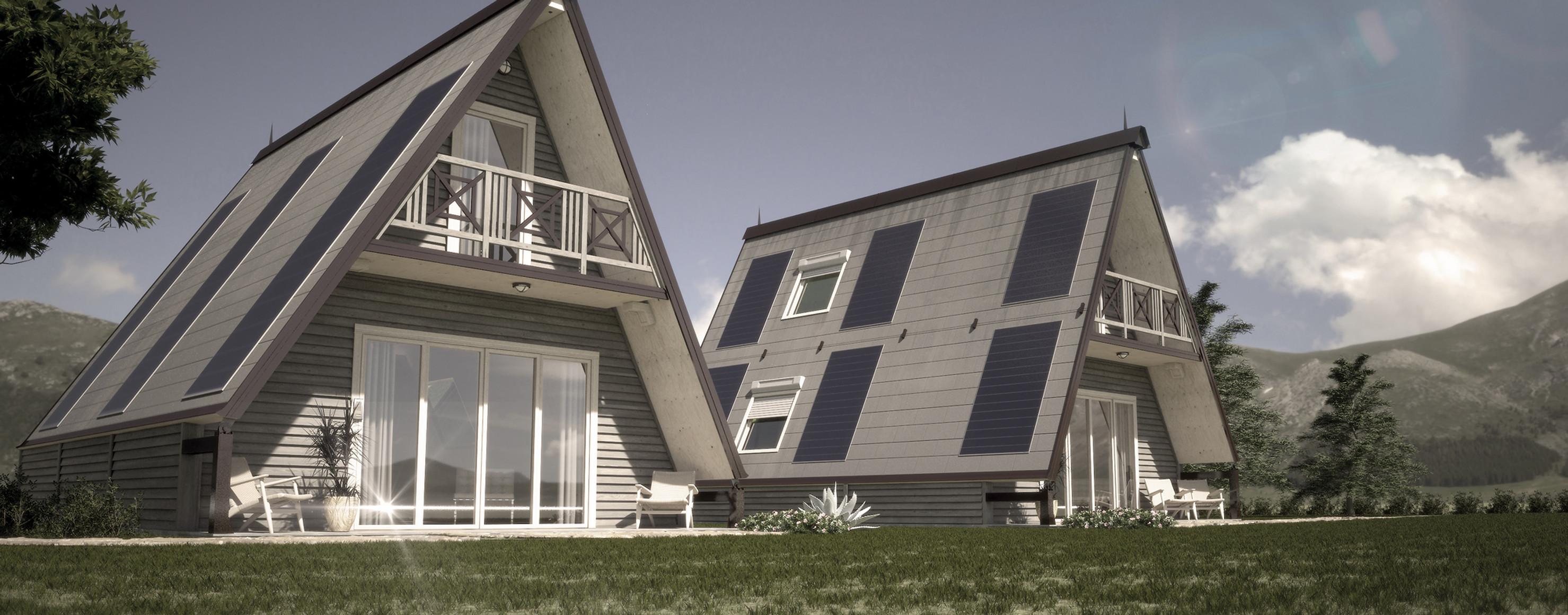 Dit modulaire huis kost je slechts €28.000 en 6 uur om te bouwen