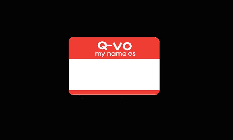 q-vo sticker