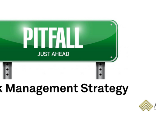 Pitfall #9 of 100: Risk Management Strategy