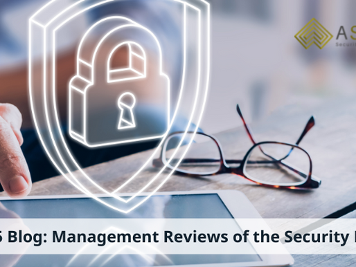 Pitfall #5 of 100: Management Reviews of the Security Program