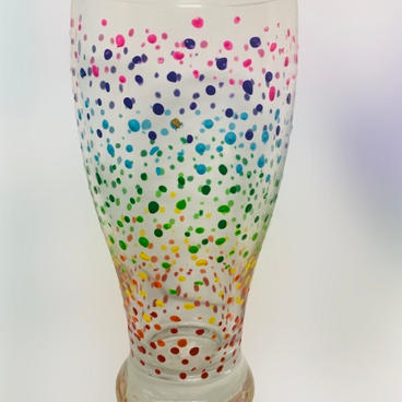 Glass Smoothie Cup