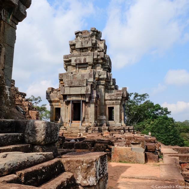 Angkor Temples 2018