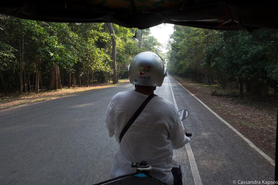 The best Tuk Tuk driver