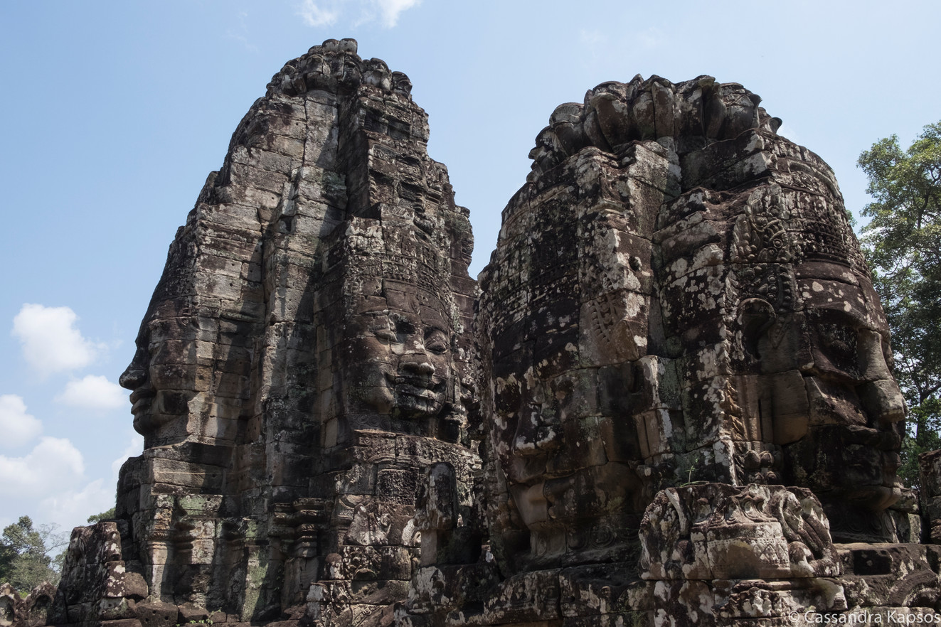 Angkor Temple Thom