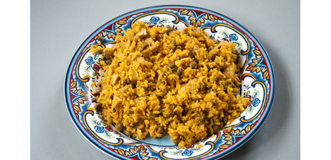 Rice (Spanish Chef Project)