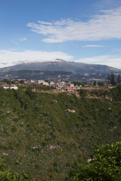City on a mountain
