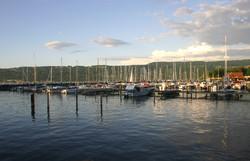 Sencea Lake Boat Dock