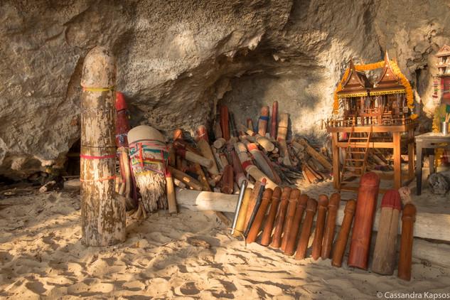 Princess Cave Shrine