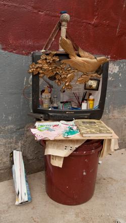 Back Alley Jazz Shrine