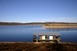 Bull Shoals Lake Boathouse 2
