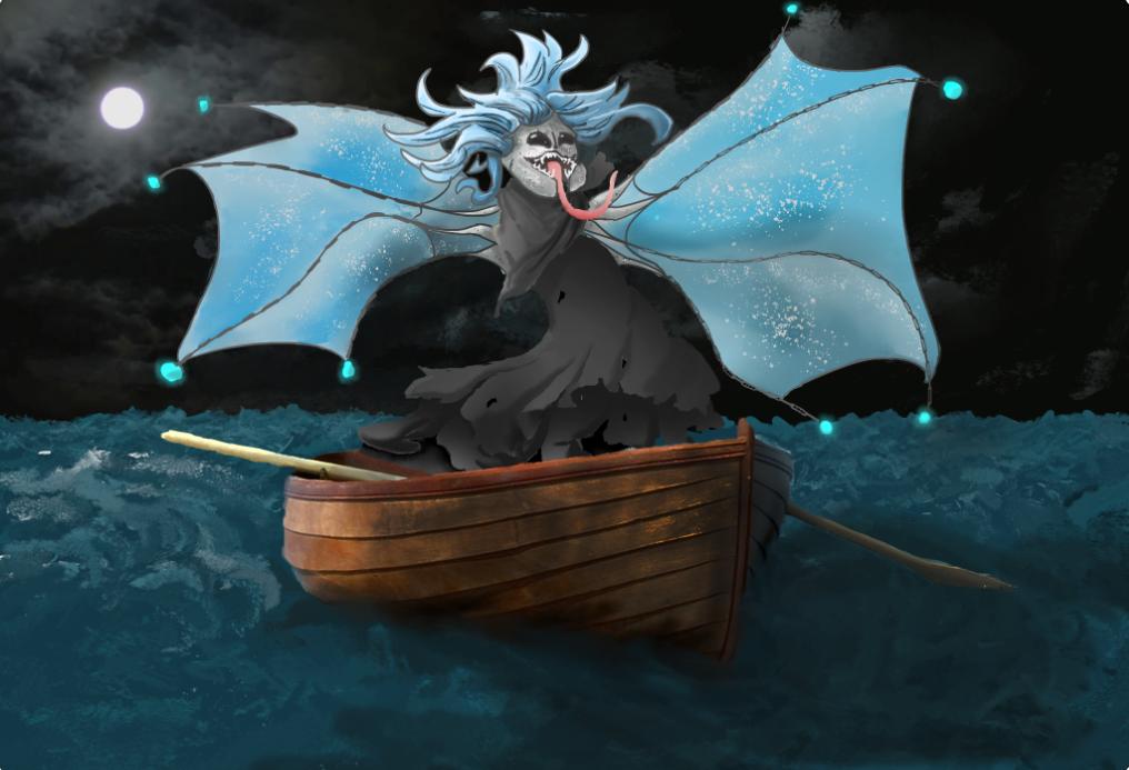 Mythical Creature Illustration