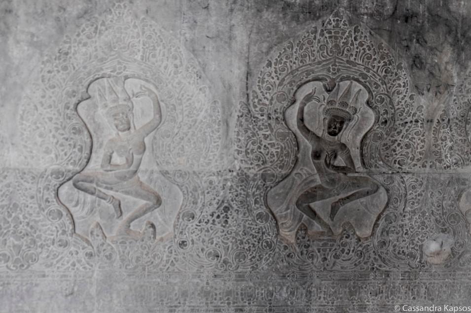 Angkor Wat Stone