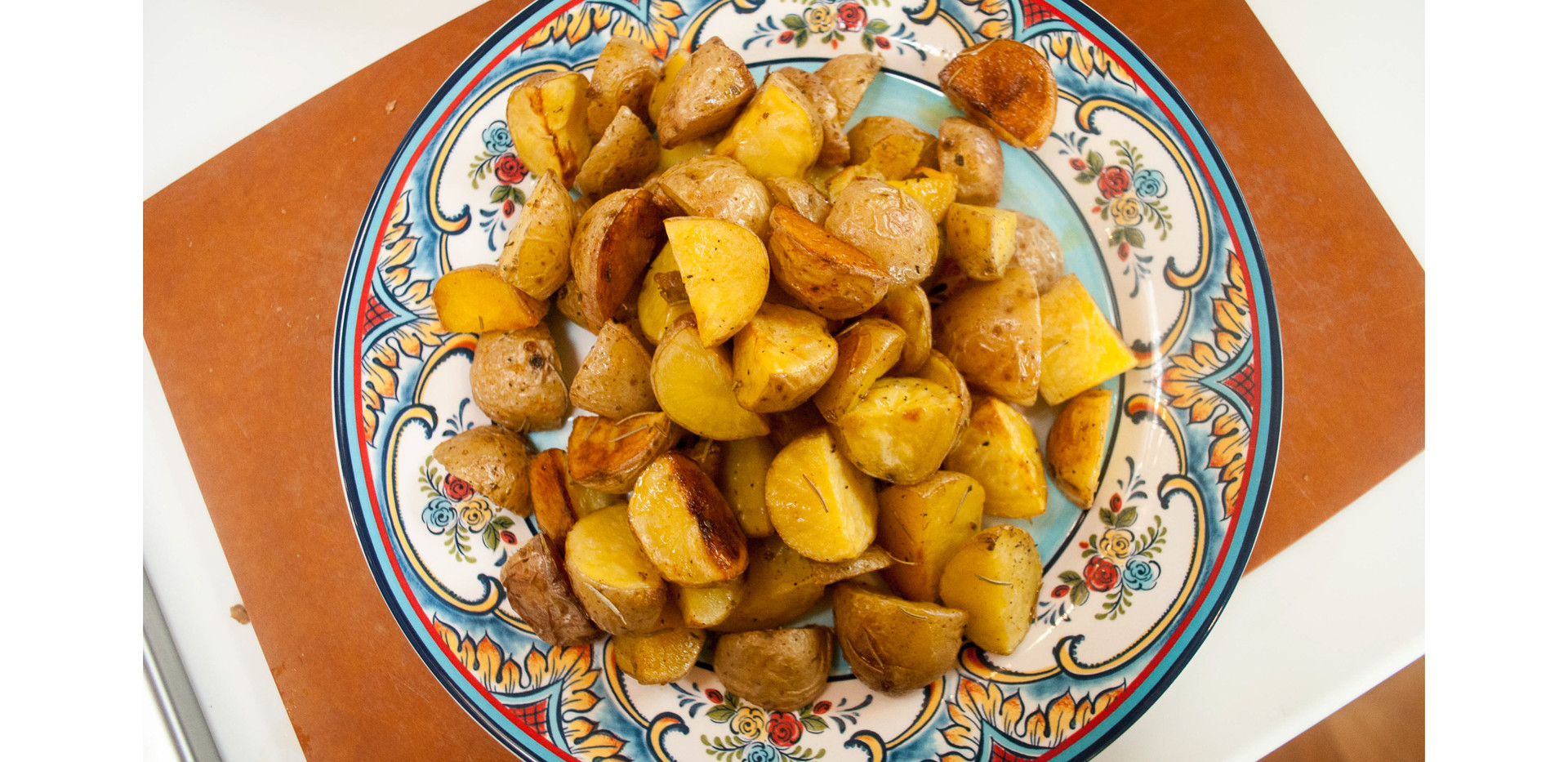 potatoes from Spanish Chef Project