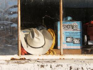 Harrison Shop window