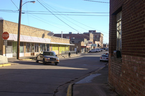 Harrison downtown