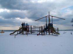 New Haven, CT Winter playground