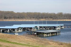 Bull Shoals Lake Dock