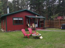 Keeper Cabin Rock Creek MT