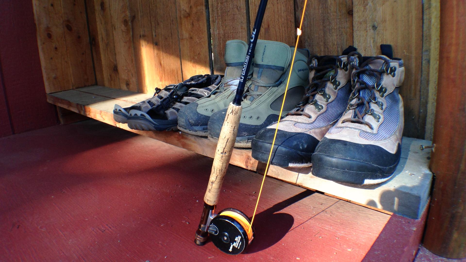 Boots cabin 90 Rock