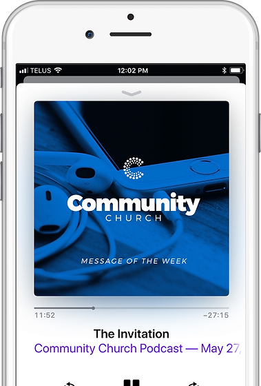 Community Church Podcast