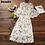 Thumbnail: Mori Girl Sweet Dress Korean Fashion Autumn Women Floral Print Long Dresses
