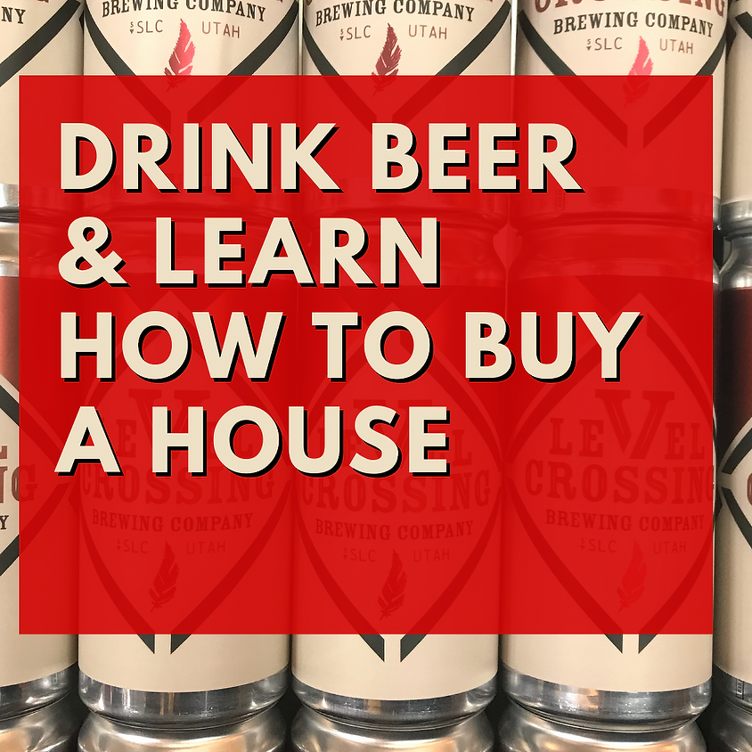 First time buyer class, with beer!