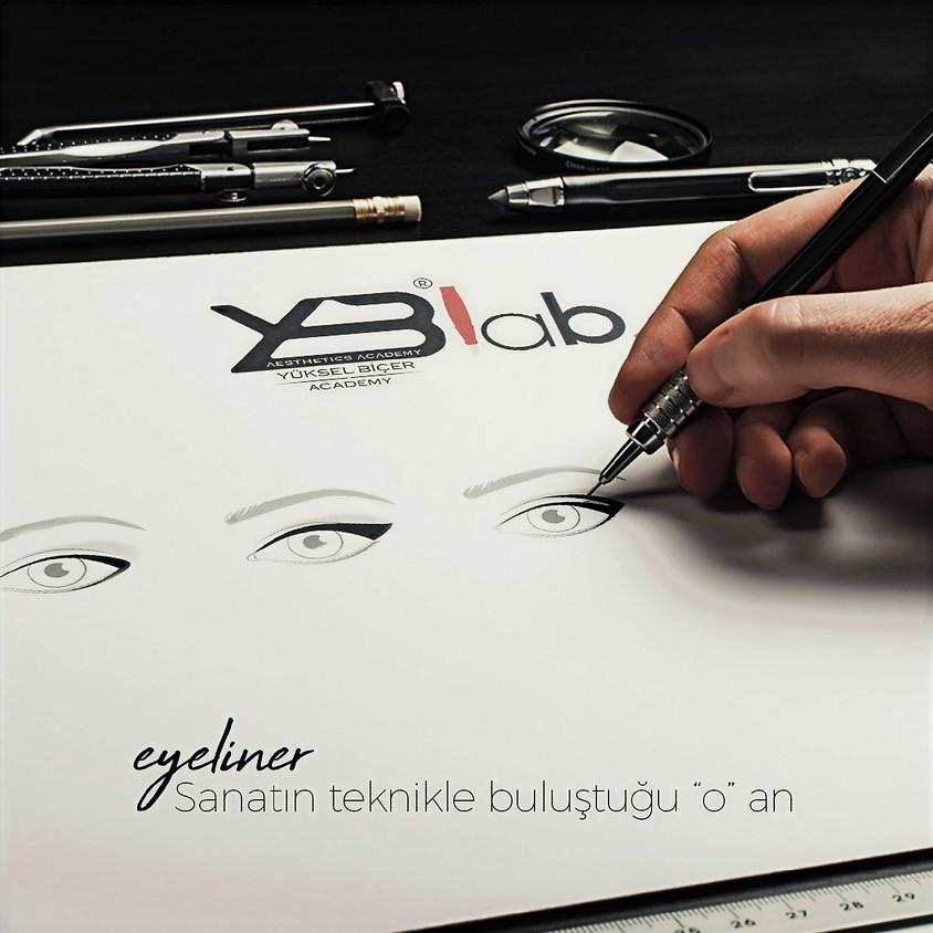 Eyeliner ve Dudak Renklendirme Eğitimi