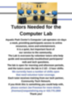 Computer Lab Assistants Needed.jpg