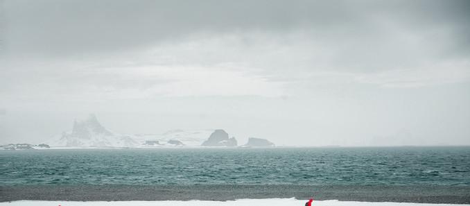 Se inicia la LVII Expedición Científica Antártica en medio de las más estrictas medidas sanitarias