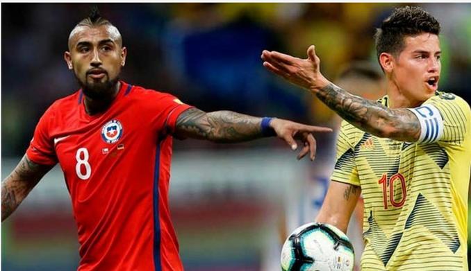 Apuestas le dan a Chile una leve ventaja en duelo ante Colombia