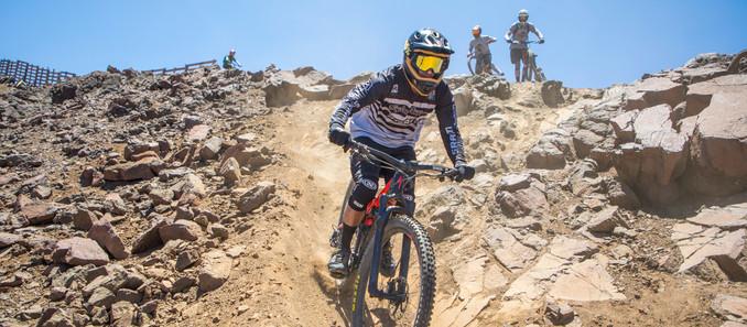 Bike Park en Valle Nevado:  Valle Bike inicia su segunda temporada