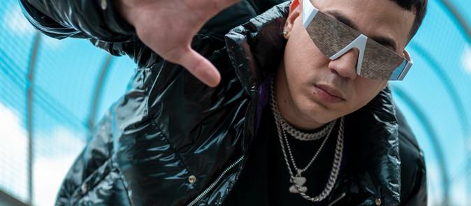 ZYRON, el reggetonero que llega a unir Puerto Rico y Chile a través de la música urbana