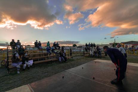 Cielos del Infinito: inicia en Puerto Williams festival de teatro más austral del mundo