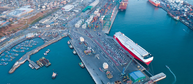 Puerto de San Antonio descartó que lenta venta de vehículos nuevos se deba a problemas de descarga