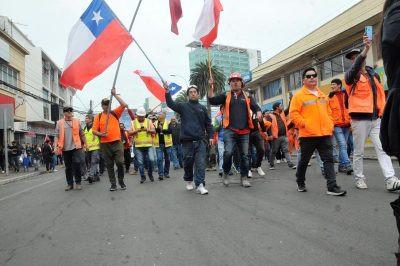 Unión Portuaria anuncia paro de actividades por tercer retiro de los fondos de las AFP