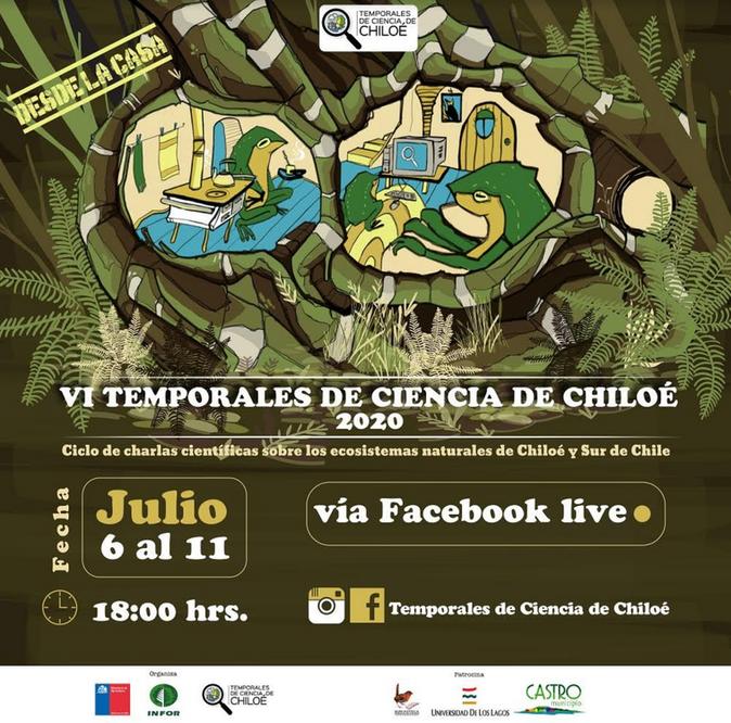 Vuelven los Temporales de Ciencia de Chiloé