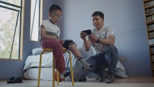 Fondo empresarial CPC apoya a niño embajador de la Teletón con innovador sistema de rehabilitación