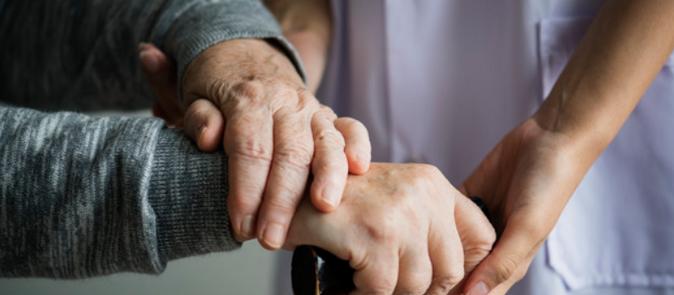 Protección a las personas mayores