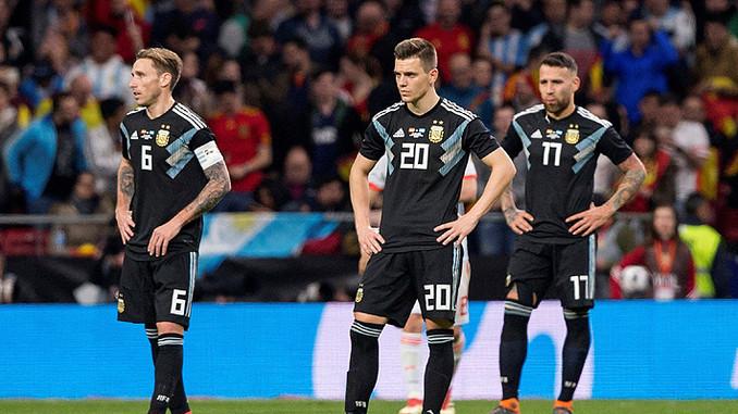 """""""Sampaliza, papelonazo, una catástrofe"""": En Argentina destrozan al equipo de Sampaoli por"""