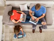 Administra el tiempo de pantalla de tus hijos con estos 6 simples consejos