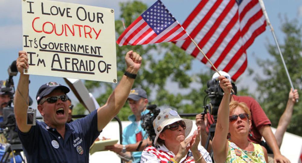 Protestas EEUU USA