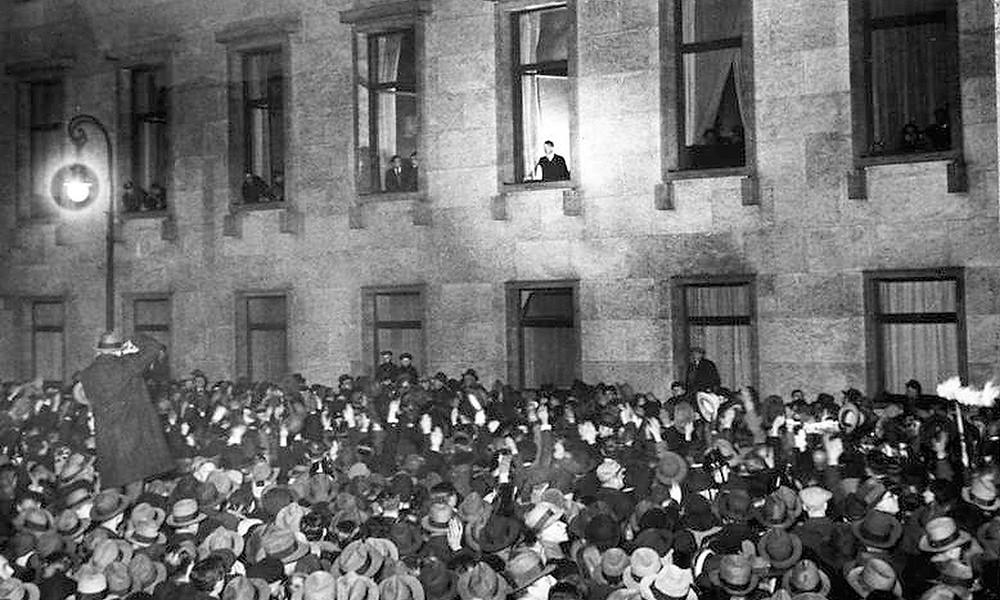 Hitler Berlín 1933