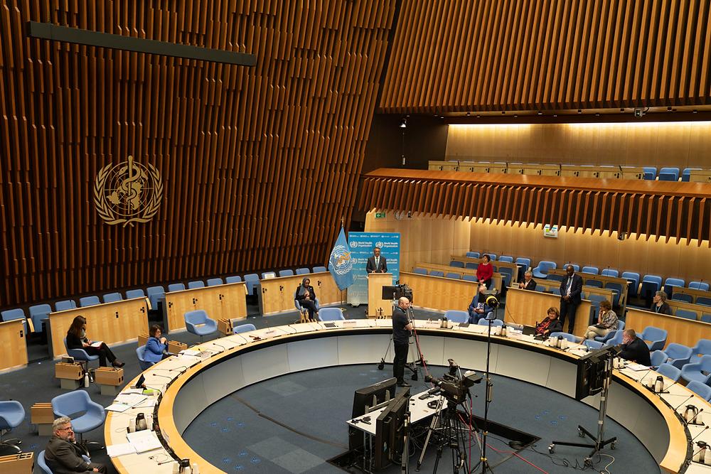 Asamblea Mundial de la Salud OMS