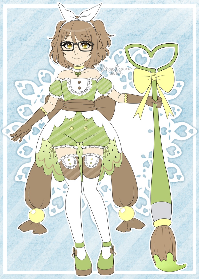 Flat Colour Example 8
