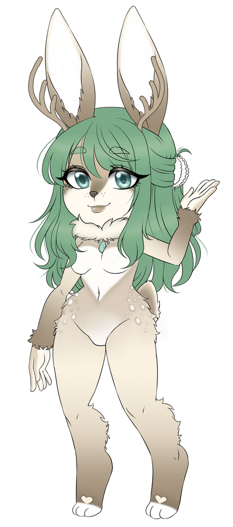 Flat Colour Example 9