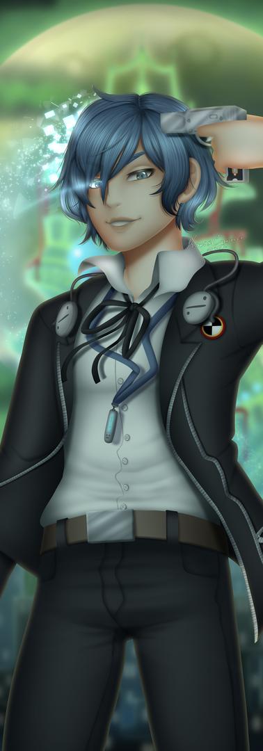 Persona 3 - Minato