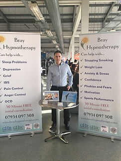 Gloucester Gym hypnotherapy presentation for brayhypnotherapy